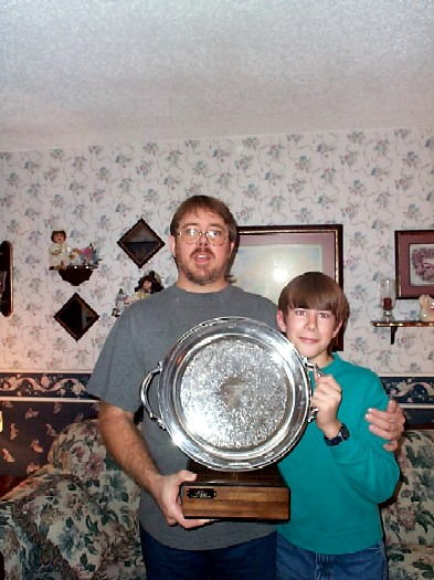 2000 Governor's Plate Trophy