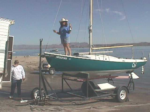 Victory 21 Sailboat Owners Directory